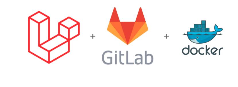 Pipeline CI/CD Laravel Gitlab Docker